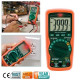 Extech MN42 8 Function Compact MultiMeter + NCV Averaging, manual ranging DMM with 2,000 count large LCD display