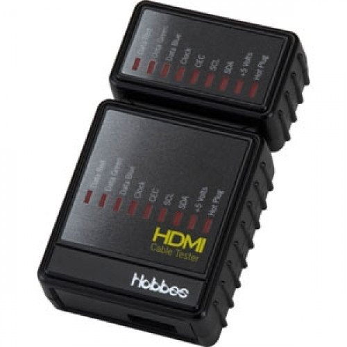 Hdmi Cable Tester : Hobbes hdmi cable lead tester e