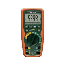 Extech True RMS Heavy Duty Industrial Waterproof MultiMeter IP67 EX520