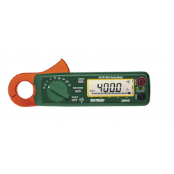 Extech 200A AC/DC Mini Clamp meter 380941