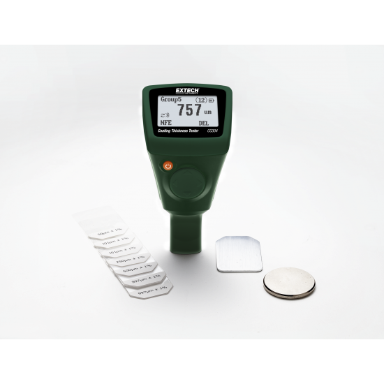 CG304 Coating Thickness Tester with Bluetooth®