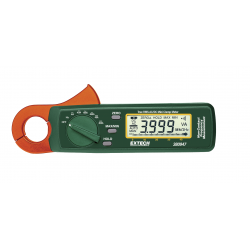 Extech 400A True RMS AC/DC Mini Clamp Meter 380947
