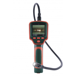 "Extech BR80 Video Borescope Inspection Camera 17mm Diameter 2.4"" Display"