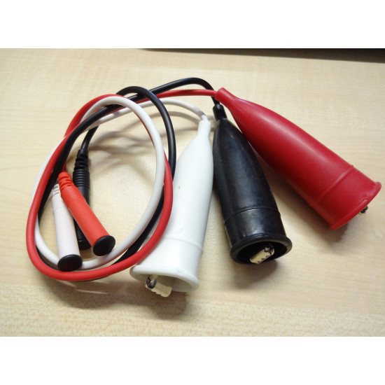 Replacement Test Lead set for the Extech 480303 Meter