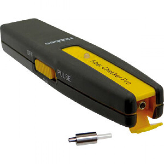 Hobbes Fiber Checker Pro with Adapter FC-2005A