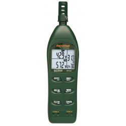 Extech Dual Input Hygro-Thermometer Psychrometer RH350