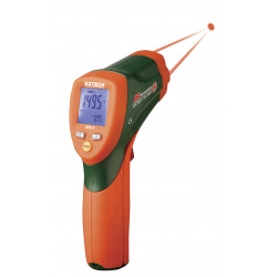 Extech Dual Laser InfraRed Thermometer - 42512