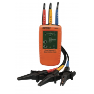 Extech Durable Motor Rotation and 3-Phase Tester 480403