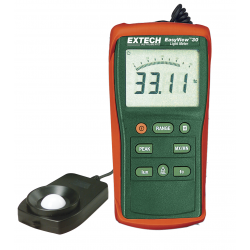 Extech EasyView Big Digit Wide range Light Meter EA30