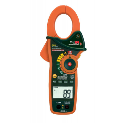 Extech EX840 CAT IV 1000A Clamp Meter with IR Thermometer