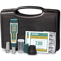 Extech ExStik Kit 3-in-1 Water Test Kit EX800