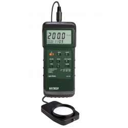 Extech Heavy duty Light Meter with PC Interface 407026
