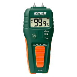 Extech MO55W Wireless Datalogging Pin/Pinless Moisture Meter