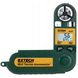 Extech Mini Thermo-Anemometer and Humidity 45158