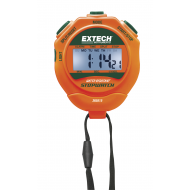 Extech Stopwatch / Clock with Backlit display 365515