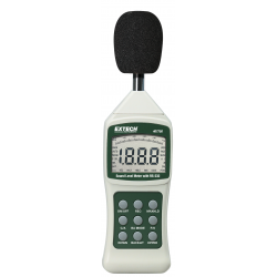 Extech Sound Level Meter with PC Interface 407750