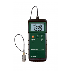 Extech Heavy Duty Vibration Meter 407860
