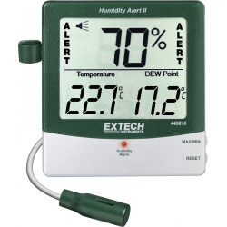 Extech Humidity Alert II with Remote Probe 445815
