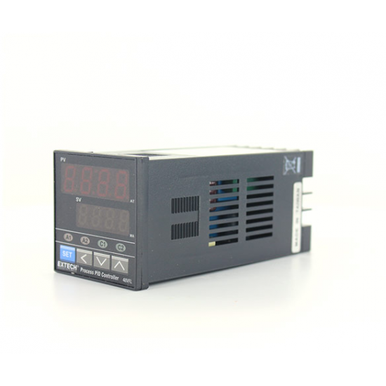 Extech 48VFL11 1/16 DIN Temperature PID Controller with One Relay Output