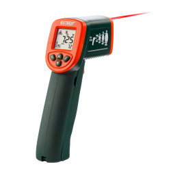 Extech IR267 Mini IR Thermometer with Type-K Input