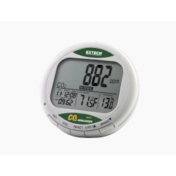 Extech CO210 USB Datalogging CO2 Temperature & Humidity Meter