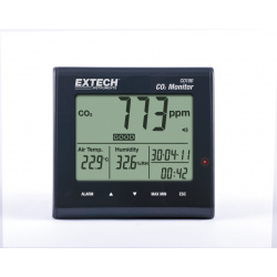 Extech Desktop Indoor Air Quality CO2 Monitor CO100