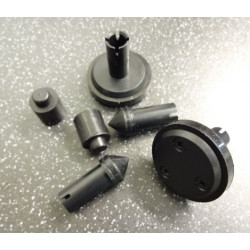 Extech 461990 Replacement contact Tachometer bits and wheels