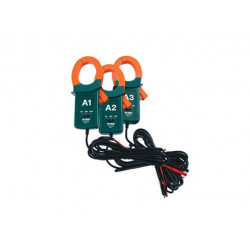 Extech PQ34-12 - Set of 3 x 1200A Current Clamp Probes for use with the Extech PQ3450 or PQ3470