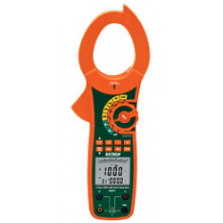 Extech PQ2071 1-/3-Phase 1000A True RMS AC Power Clamp Meter