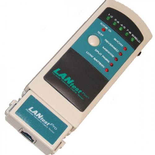 Hobbes LANtest Pro with Tone Generator 256652AT