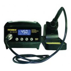 Tenma Soldering Station - Three programmable preset temperature buttons.