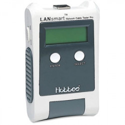 Hobbes Digital LANSmart TDR Network Cable Tester 256003