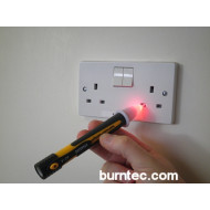 AC Voltage Detector with LED light