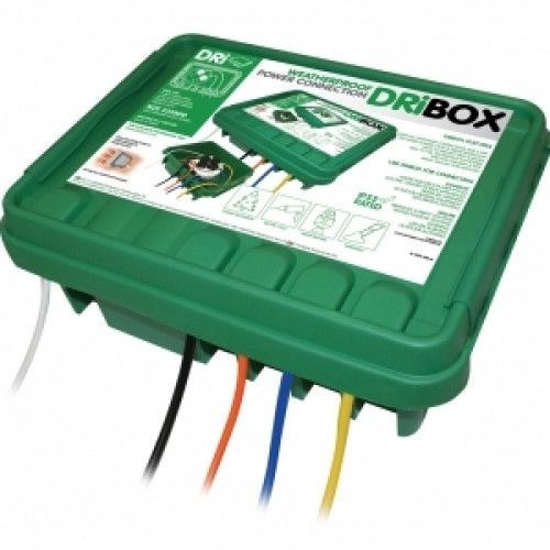 Dribox 330 Weatherproof Outdoor Electrical Cable Junction