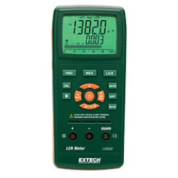 Extech LCR200 Passive Component LCR Meter Inductance, Capacitance and Resistance