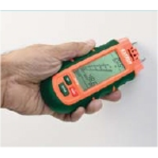 Extech MO230 Pocket Moisture Meter - Wood and other building materials