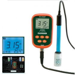 Extech PH300 Waterproof pH / mV / Temperature Kit