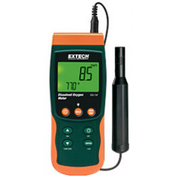 Extech SDL150 Dissolved Oxygen Meter/Datalogger Records data on an SD card in Excel® format