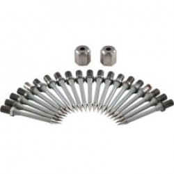 Extech MO290-PINS-HP 20 Replacement Pins for MO290-HP probe