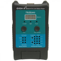 Hobbes Giga X Online Network Status Tester up to 1Gbit/s 256800