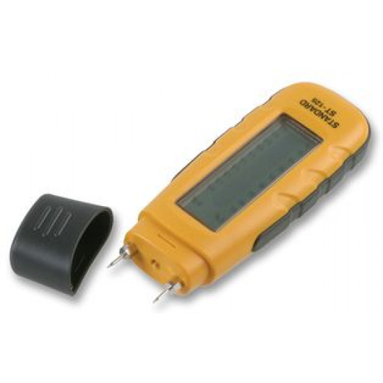 Moisture Meter - For use on Timber, Cardboard, Plaster, concrete and Mortar