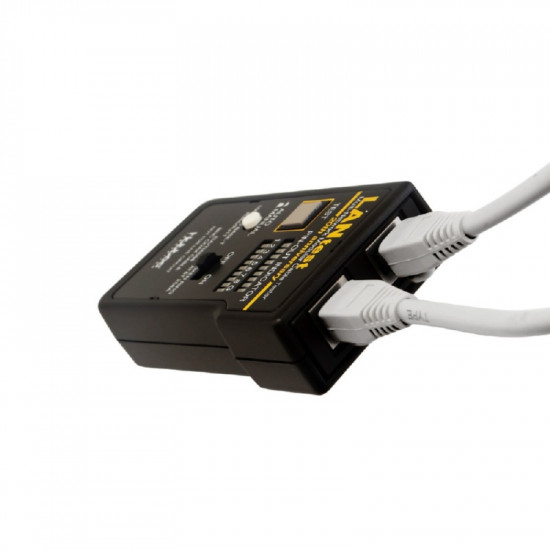 Hobbes LANtest Kit wire-mapping for networking cables