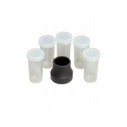 Extech Weighed base with 5 solution cups EX006