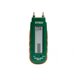 Extech Wood & Building Material Moisture Meter MO210