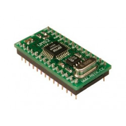 USB to Serial interface with EEPROM (93LC56)