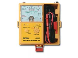 Analog High Voltage Megohmmeter 1000V