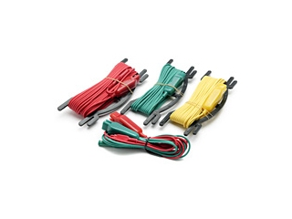 Extech Test Leads (5pc) - Replacement leads for 382252