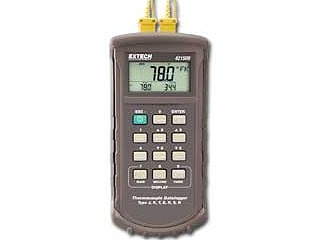 7 Thermocouple Datalogger with Alarm and PC Interface