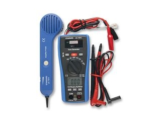 2 in 1 Digital Multimeter with Cable Tester