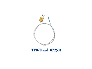 Type K connector Bead wire Temperature Probe